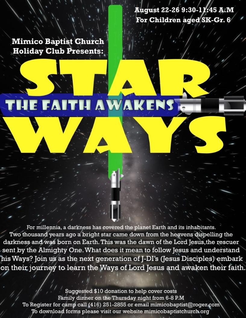 Star Ways poster