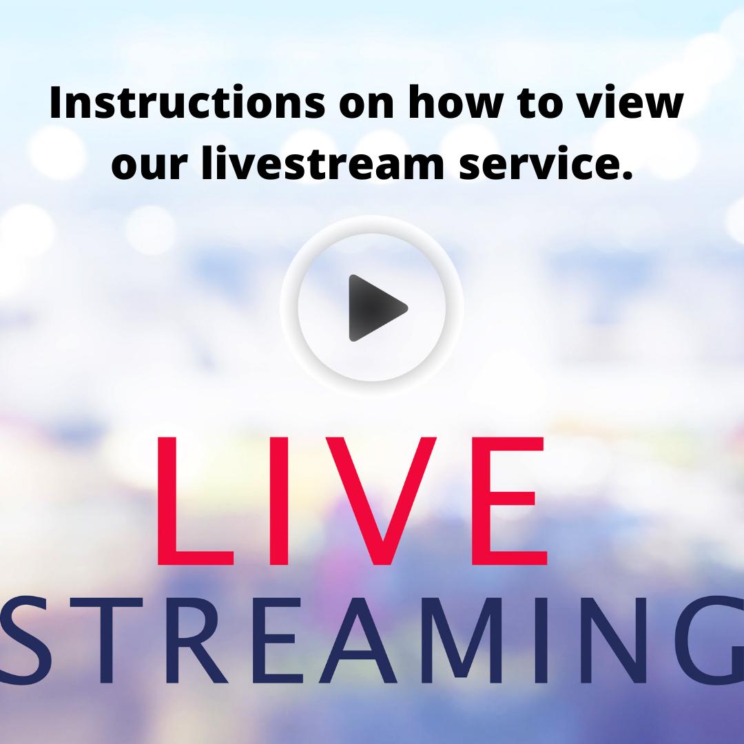 Livestream Instructions